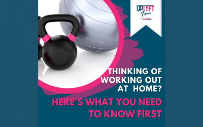 Thinking Of Working Out At Home? Here's What You Need To Know First!